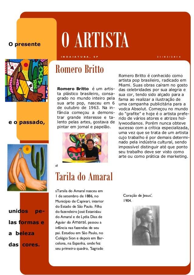all Romero Britto é um artis- ta plástico brasileiro, consa- grado no mundo inteiro pela sua arte pop, nasceu em 6 de outu...