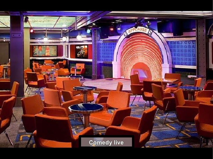 Comedy live