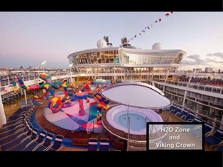 H2O Zone and  Viking Crown