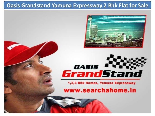 Oasis Grandstand Yamuna Expressway 2 Bhk Flat for Sale