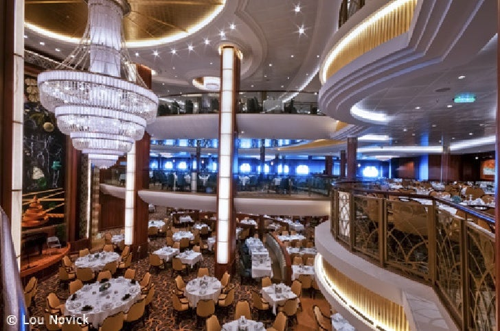 Of The Seas Dining Room