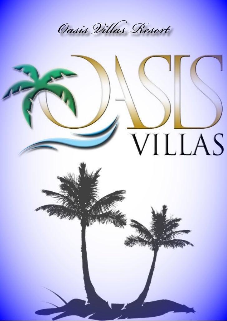 Oasis Villas Resort