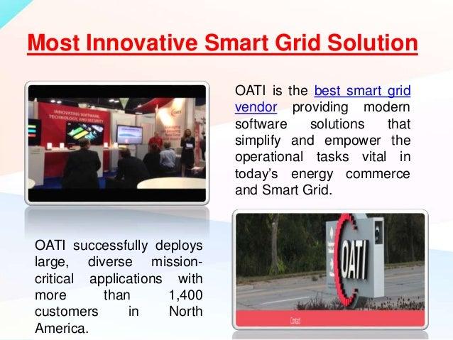 Oati Top Smart Grid Vendor