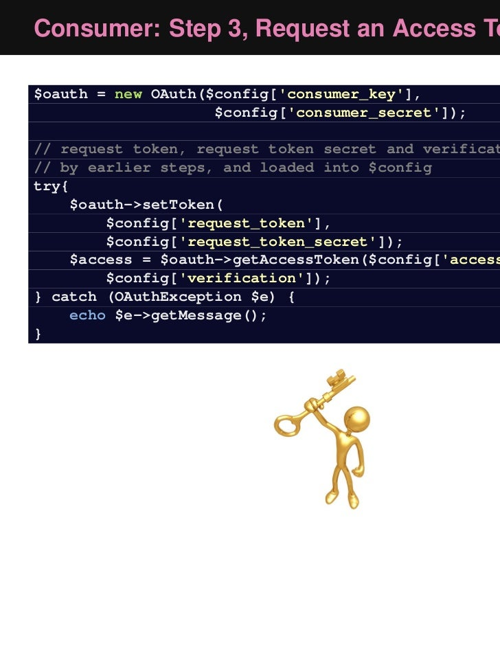 41 Implementing OAuth with PHP