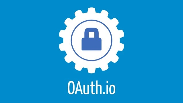 OAuth in the Real World APIdays Berlin