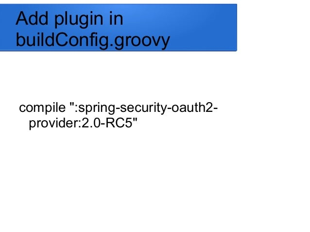 Spring oauth2 custom token enhancer - Pain in the back of thigh when