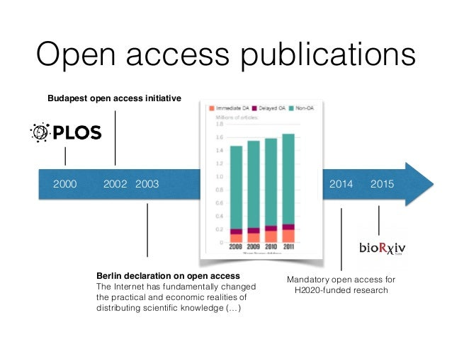 Open Access Week 2017: Life Sciences and Open Sciences