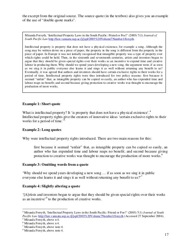 thesis statement on intellectual property Consult this page for information on intellectual property and  the following statement: a thesis submitted to mcgill  preparation of a thesis.