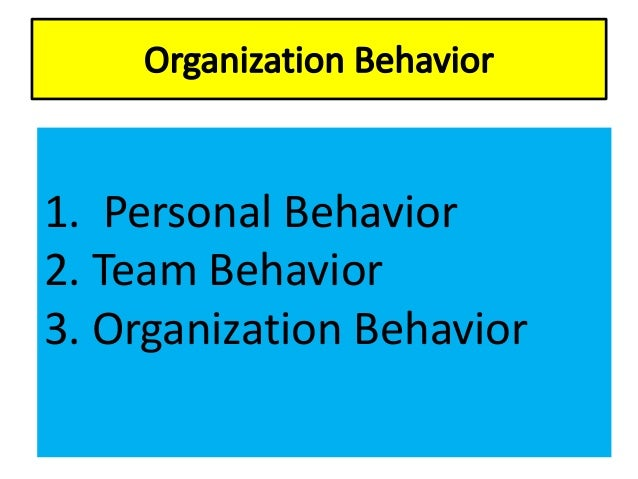 the challenging topic of organizational behavior Free organizational behavior papers, essays, and research papers  issue:  managing organizational behavior and diversity review of subject the success  of  some of the challenges that make behaviors challenging in today's  workplace.