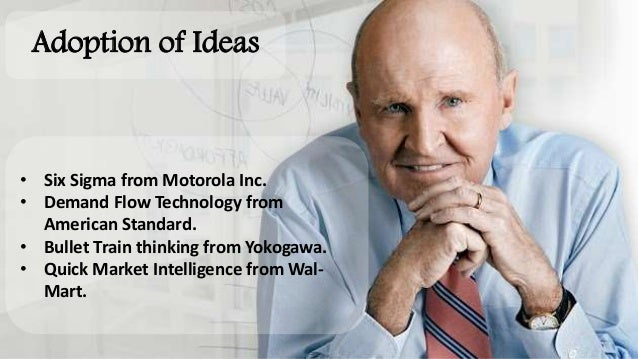 General Electric - Jack Welch and Jeffrey Immelt - (CEO Succession) |…
