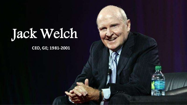 Leadership Style of Jack Welch