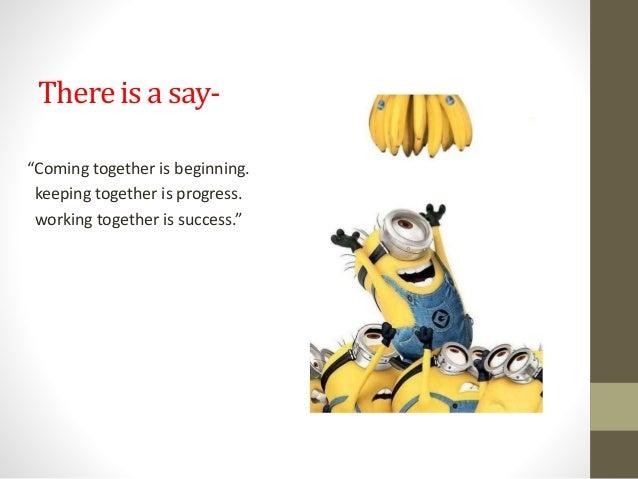 successful strategies in a teamwork