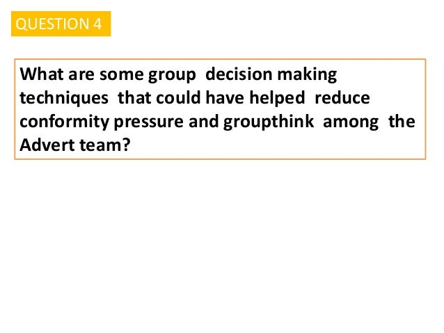 group decision making advantages and disadvantages