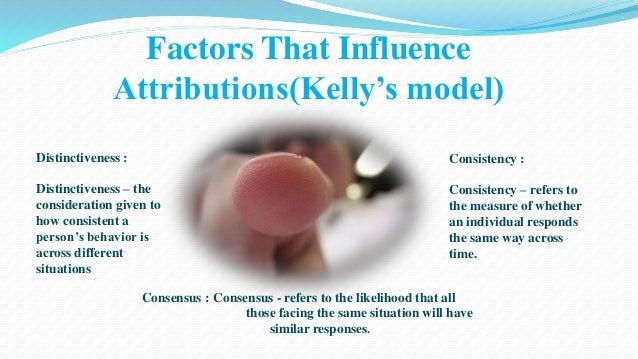 kelleys attribution theory