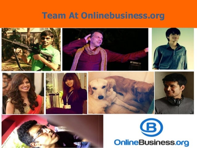 Team At Onlinebusiness.org