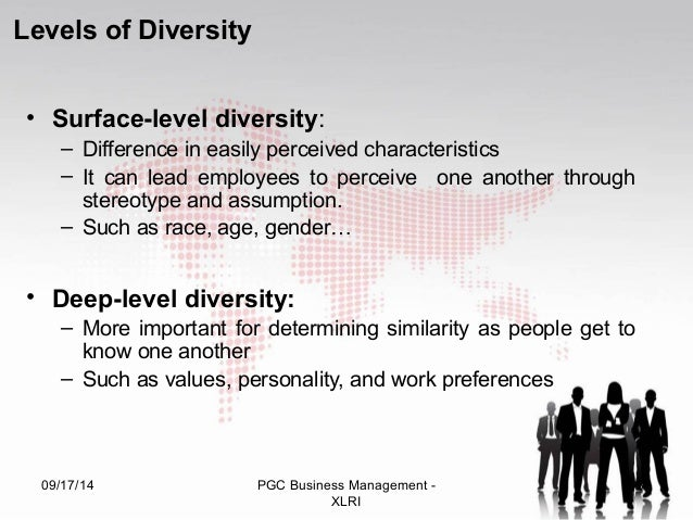 ob diversity essay In a global economy, cultural diversity gives you a competitive edge whether your clients exist across the globe, throughout the country, or next door, the more you can relate to them, the more.