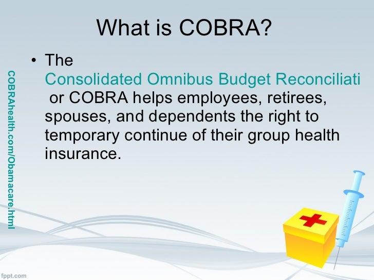 Obamacare and COBRA Insurance