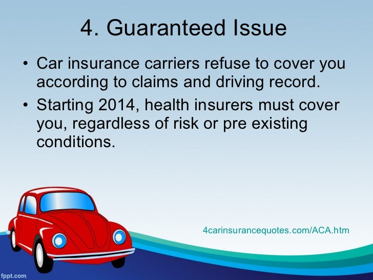 How Obamacare (PPACA) differs from car insurance slideshare - 웹