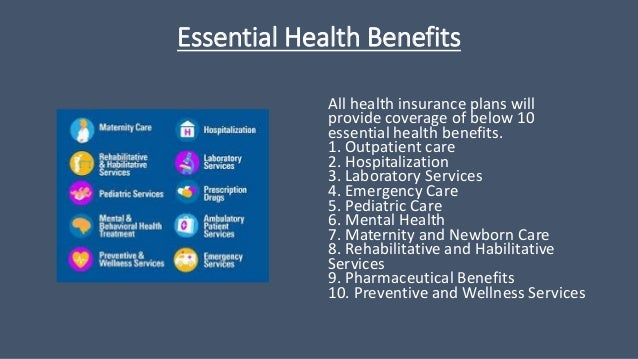 Image result for essential health benefits