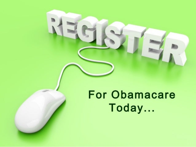 For Obamacare Today...