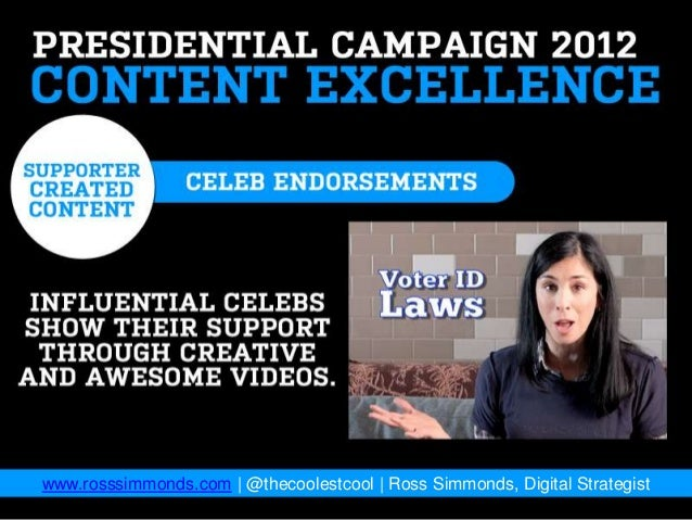 How Obama Won the Election with Content Marketing