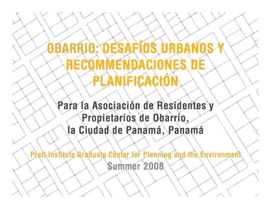 Panama Workshop Summer 2008   1