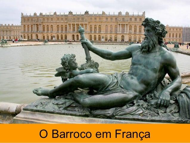O Barroco em França