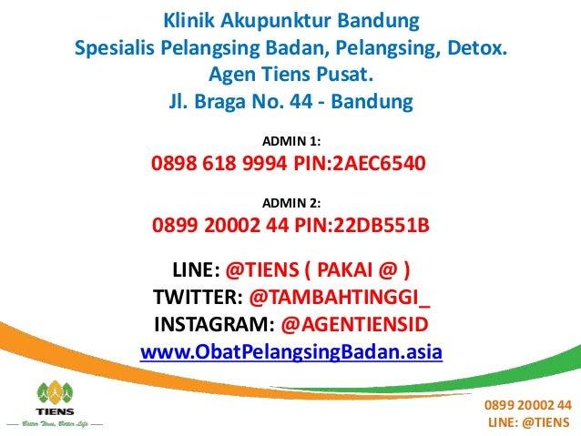 Obat Pelangsing Tiens Jakarta Timur 089 92000 244