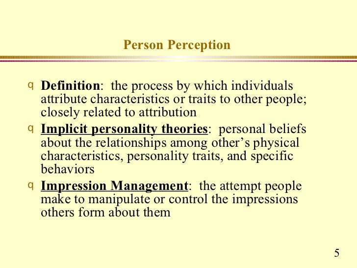 implicit individuality basic principle definition
