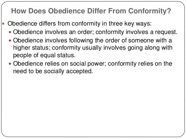 conformity and compliance during the 1950s essay Solomon asch conducted influential conformity experiments that  it was during  the 1950s, asch became famous for his series of experiments  and inspired  milgram's own highly influential research on obedience  rock, irvin, ed the  legacy of solomon asch: essays in cognition and social psychology.