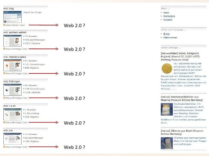 Web 2.0 ? Web 2.0 ? Web 2.0 ? Web 2.0 ? Web 2.0 ? Web 2.0 ?