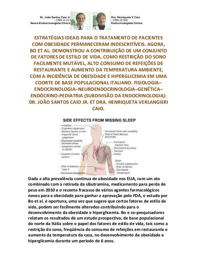 ESTRATÉGIAS IDEAIS PARA O TRATAMENTO DE PACIENTES COM OBESIDADE PERMANECERAM INDESCRITÍVEIS. AGORA, BO ET AL. DEMONSTROU A...