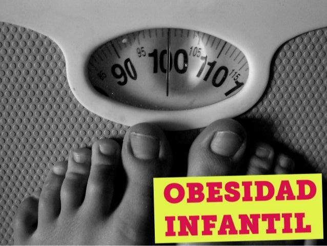 Obesidad Infantil en Chile