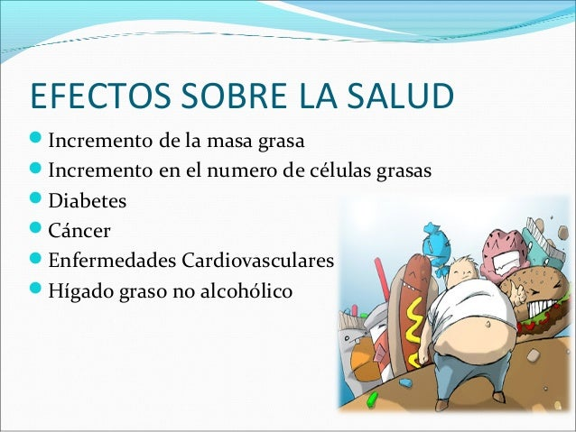 Obesidad presentacion en power point