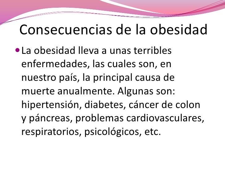 Obesidad y sedentarismo