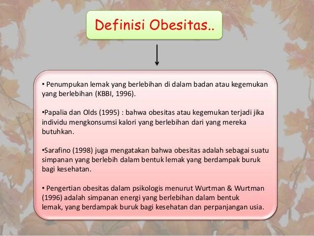 Obesitas Pada Anak Dan Remaja