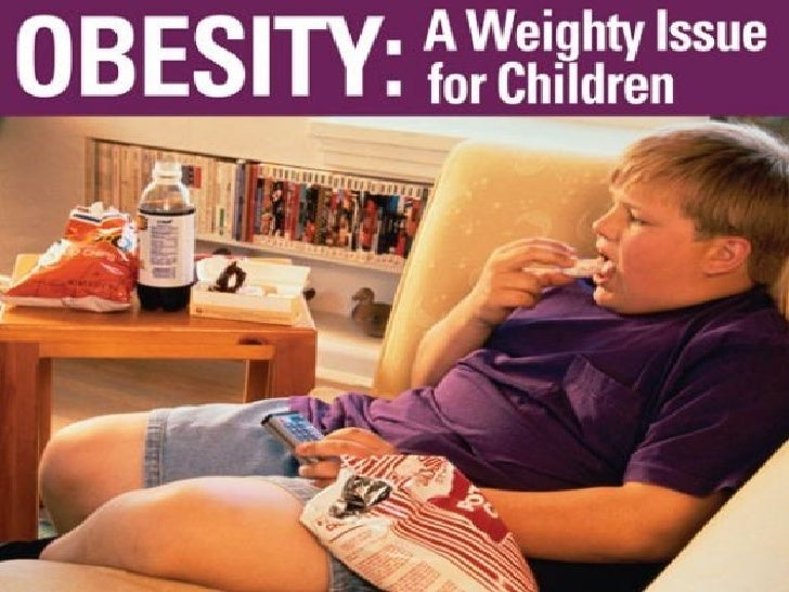 Are Parents the cause of childhood obesity???
