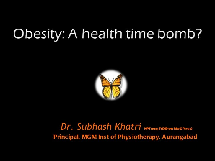 Dr. Subhash Khatri  MPT ortho, PhD(Sports Med& Physio) Principal, MGM Inst of Physiotherapy, Aurangabad
