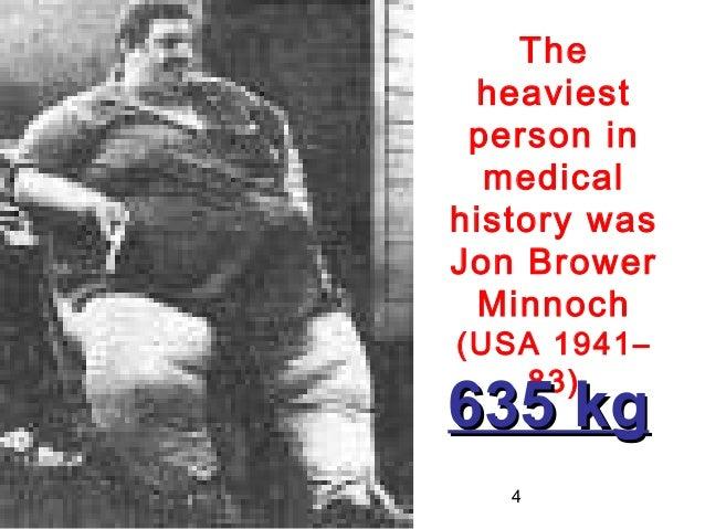 Jon brower minnoch
