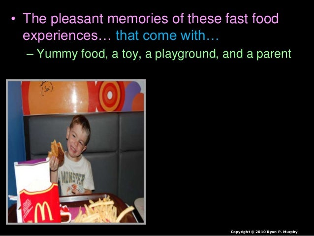 fast food affects on obese children Get childhood obesity advice and learn how fast food has affected our overweight kids from dr cederquist, md and bistro md.