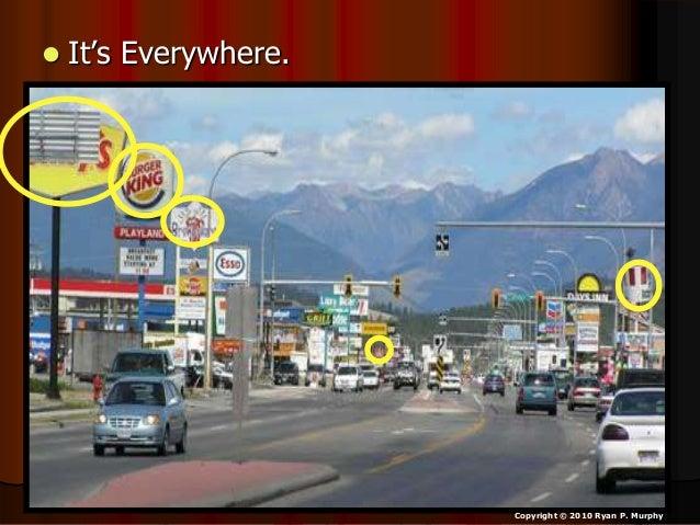 Fast food advertising