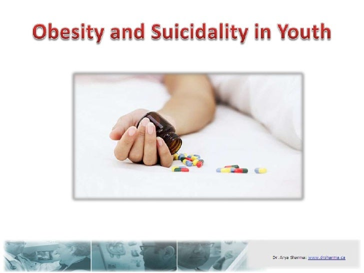 Obesity and Suicidality in Youth<br />