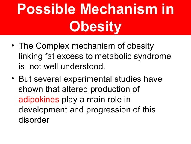 complex phenomenon of obesity The author is a forbes contributor we are nowhere near understanding the causes of obesity and obesity is a complex phenomenon involving the.