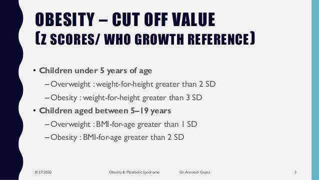 Obesity & Metabolic syndrome Slide 3