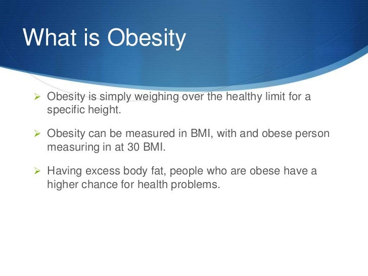 obesity persuasion speech