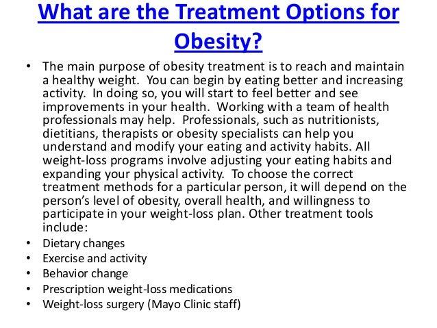 Obesity power point final draft