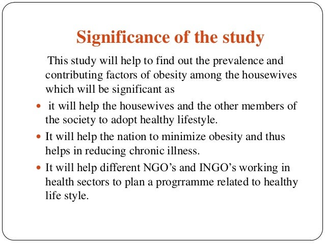 research proposal on obesity in adults