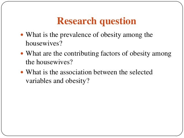 proposal research paper on childhood obesity Research proposal for my senior project, i will  the white house task force  on childhood obesity, report to the president, is a very useful.