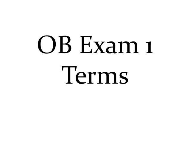 quiz 1 ob Study 40 ob quiz 8 flashcards from thom b on studyblue.