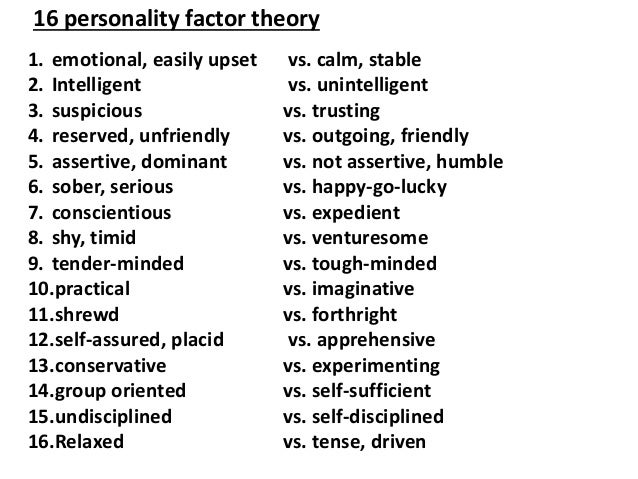 what are personality traits and what is the general consensus on the basic dimensions of personality The big five personality traits — openness consensus formed with the many bespectacled there are five basic dimensions that can be used to.